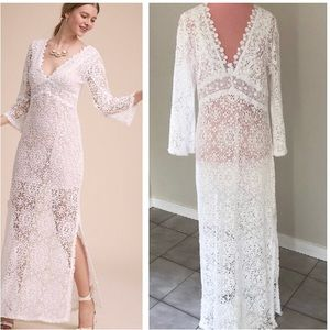 Anthropologie BHLDN Rennel Dress NWT